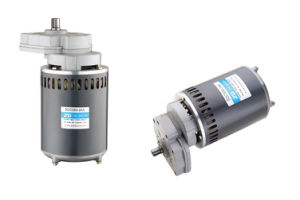 Cleaning Machine Gear Motor pictures & photos