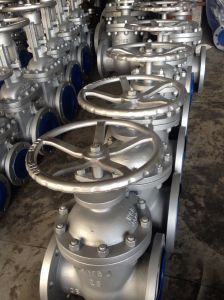DIN Non-Rising Stem Pn10~Pn100 Dn15~Dn300 Gate Valve pictures & photos