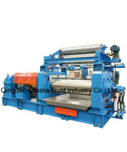 2017 Hot Sale Highest Configuration of Rubber Two Roll Mill with ISO9001 pictures & photos