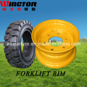 Split Rim, Rim, Forklift Tyre Rim (3.00D-8 4.00E-9) pictures & photos