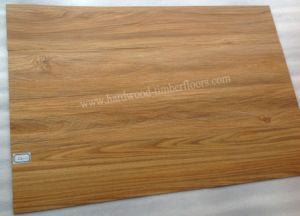 PVC Wood Grain Patterns Flooring pictures & photos