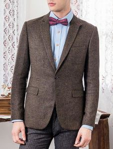 2015 New Design Formal Man Suits Nice Cut Good Shape (ST214-11)