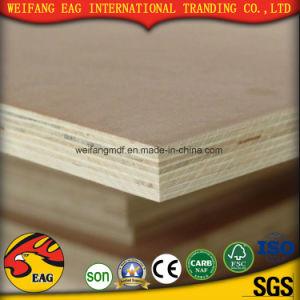 Building Material Pine/Birch/Bintangor/Okoume Plywood pictures & photos