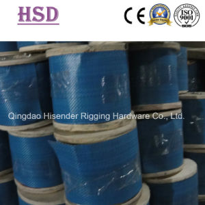 Galvanized and Stainless Steel Wire Rope pictures & photos