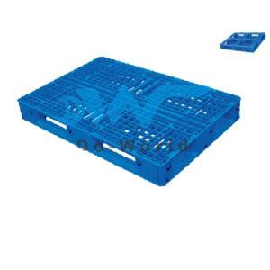 Cross-Base Plastic Pallet Dw-1208b1 pictures & photos