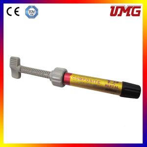 Good Price Dental LED Light Cure Composite Syringe pictures & photos