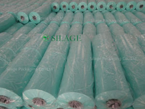 Preparing for The Next Season! Top Quality 750mm Green Color Blown Silage Wrap Film pictures & photos