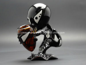 Wholesale! Black G Spot Alien Glass Smoking Pipe, Hand Pipe pictures & photos