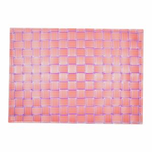 Mixed Color PP Woven Tablemat for Tabletop pictures & photos