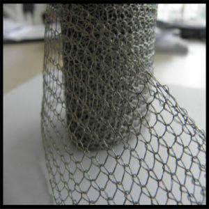 Stainless Steel Knitted Wire Mesh for Filter pictures & photos