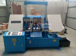 Horizontal Band Saw Ghs4250 Automatic Saw Machine pictures & photos