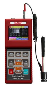 Portable Leeb Hardness Tester Which Can Be Equipped with Cable Probe or Wireless Probe (HARTIP3210) pictures & photos
