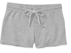 Faded Glory Women′s French Terry Sleep Shorts