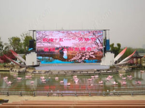 Outdoor Full Color P20 LED Display for Stage Background pictures & photos