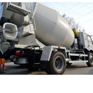 (JC8m3/JC8m3_D) Mobile Concrete Truck, 8cbm Wheel Concrete Mixer 8cbm pictures & photos