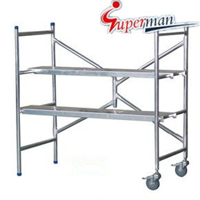 4 Ft. Aluminum Mini Foldable Scaffolding (SM-SA01) pictures & photos