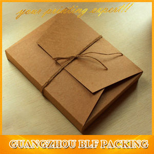 Kraft Paper Packaging Box (BLF-PBO101) pictures & photos