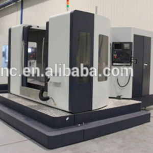 High Working Table Size CNC Horizontal Machining Center (H100s/3) pictures & photos