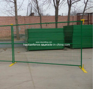 PVC Coated Canada Temporary Fence Panels pictures & photos