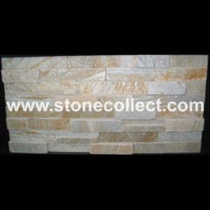 Quartzite Tile for Wall Cladding AB014 pictures & photos