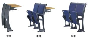 Alunimium Alloy School Furniture with Cushion and Armrest Classroom Furniture (YA-012) pictures & photos