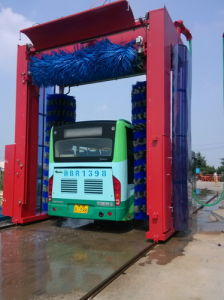 Risense Automatic Bus Washing Machine (CB-730) CE Certificate pictures & photos
