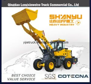 2500kg, 1.2m3 Bucket Capacity Front Loaders Low Price on Sale pictures & photos