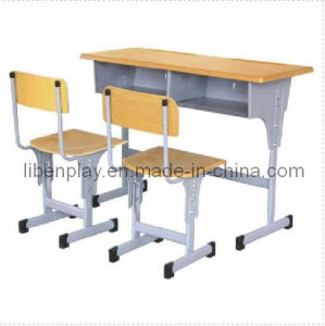 Student Furniture, Desk and Chair (LE-ZY003)