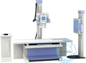 Veterinary High Frequency X-ray System (200mA) (HX200A) pictures & photos