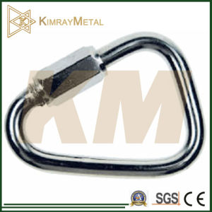 Zinc Plated Triangle Quick Link pictures & photos