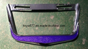 Plastic License Plate Frame (HX-L05) pictures & photos
