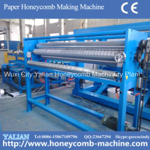 Full Automatic Standard Bee Core Making Paper Honeycomb Machine