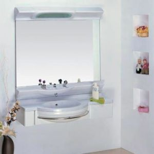 Non Fogging Double Coated Bathroom Mirror (SINOY) pictures & photos
