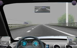 Driving Simulator/Simulator/3D Car/Car Driving Simulator pictures & photos
