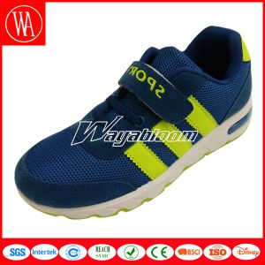 Summer Breathable Mesh Comfort Children Sports Shoes pictures & photos