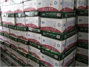 70/75/80GSM 100% Importing Wood Pulp Copy Paper pictures & photos