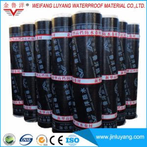 Flexible Basement Waterproofing Material Sbs Modified Bitumen Waterproof Membrane
