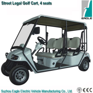 EEC Golf Cart EG2048KR (48V/5KW AC Sepex, 48V/5.3KW Sepex) pictures & photos