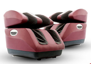 Shiatsu Infrared Heating Air Compression Leg Massager pictures & photos