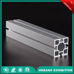 Aluminum 4cm 4 Slot Square Column pictures & photos
