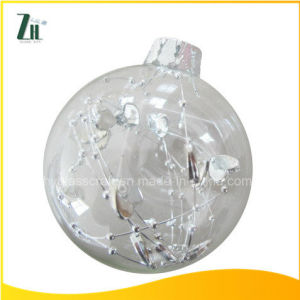 2016 Christmas Glass Ornament Ball pictures & photos