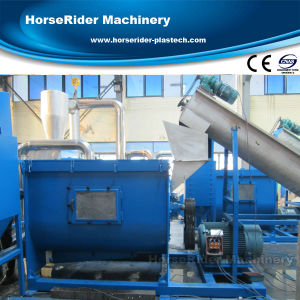 PET Horizontal Centrifugal Dewatering Machine pictures & photos