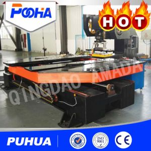 Steel Plate Mechanic CNC Punching Machine pictures & photos