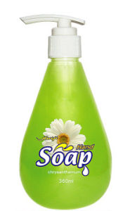 Antibacterial Natural Aloe Vera Exact Hand Soap (HW005) pictures & photos