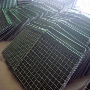 China Galvanized Defensive Barrier/Gabion Box