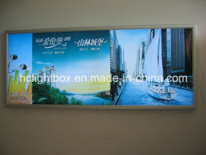 Super Large Slim Light Box for Advertising pictures & photos