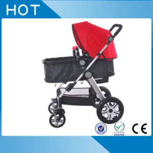 High Landscape Best Selling 3 in 1 Baby Stroller Pram pictures & photos