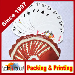 Custom Advertising Playing Cards / Poker / Bridge / Tarot / Game Cards pictures & photos