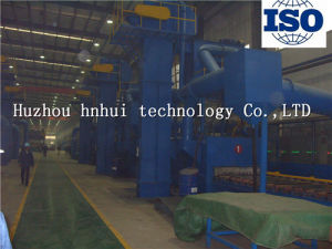 Customized Mechanical Cycle Blasting Room for Auto Parts pictures & photos