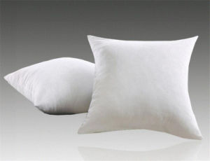 Cheap Non-Woven Back Pillow Polyester Filling Decorative Cuhsion pictures & photos
